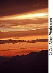 Arizona Horizon Sunset