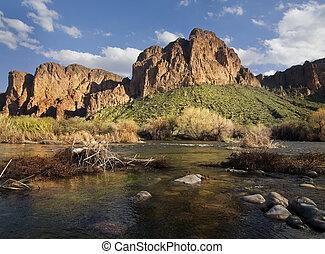 arizona, paisagem