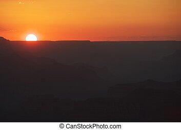 Arizona Summer Sunset