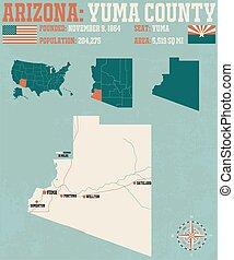 arizona:, yuma, município
