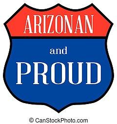 arizonan, orgulhoso