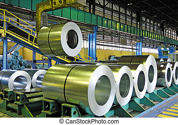 ark, rolls, stål
