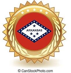 Arkansas Badge