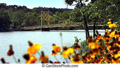 Arkansas' Beaver Bridge