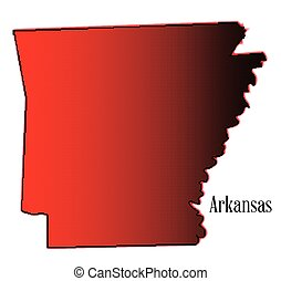 Arkansas Halftone