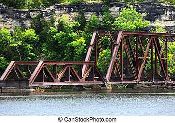 Arkansas Ozarks Railway Bridge