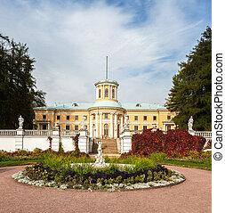 arkhangelskoye., museum-estate