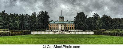 arkhangelskoye, palazzo, grande