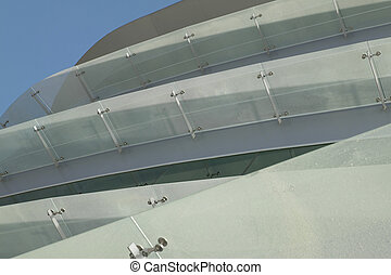 arkitektoniske, struktur