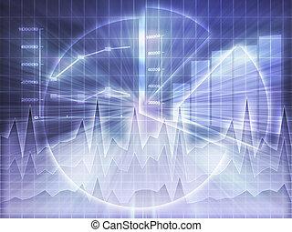 arkusz kalkulacyjny, handlowy, wykresy