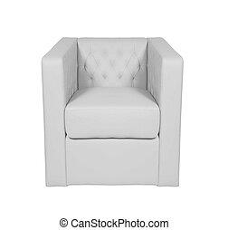 Arm chair isolate?