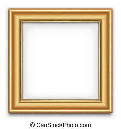 armação quadro, vetorial, ou, foto