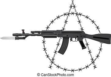 arma, anarquía