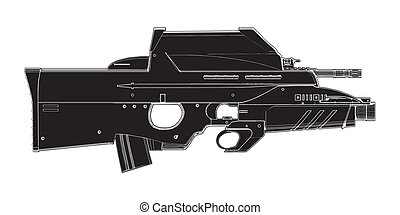 arma, automático