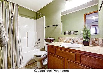 Come ristrutturare il bagno con il colore e idee fai da te