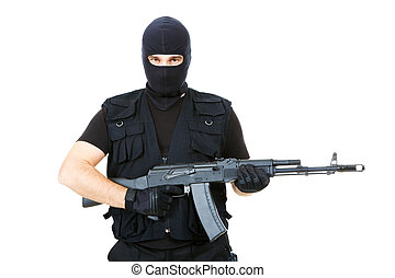 armado, criminal