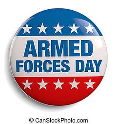 armado, dia, forças
