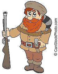 armador, caricatura
