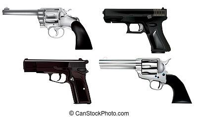 armas de fuego