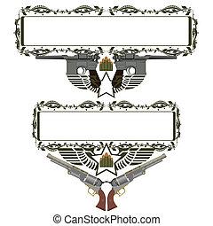 armas, emblemas