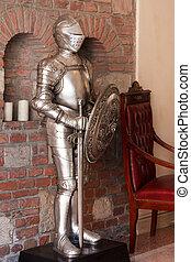 armatura, knight's