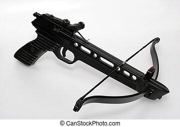 armbrust, pistole