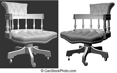 Armchair Vector 61.eps
