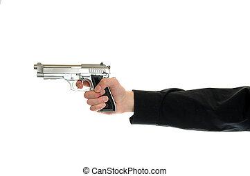 arme feu