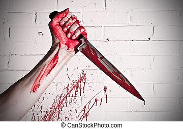 arme, meurtre