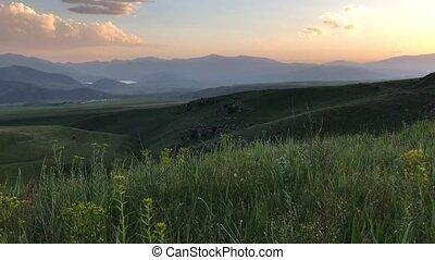 Armenia, Green mountain valley