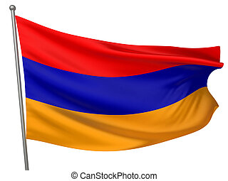 Armenia National Flag