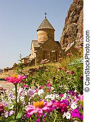 armenia., noravank, 修道院