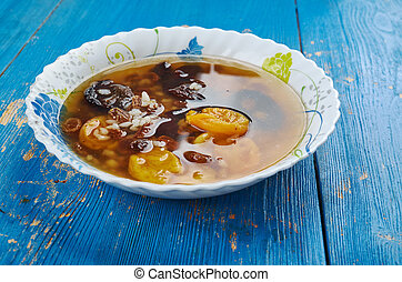 Armenian Anushapur - Anushapur - Armenian sweet soup of...