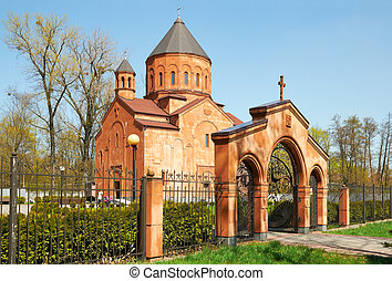 Armenian Church in Kaliningrad