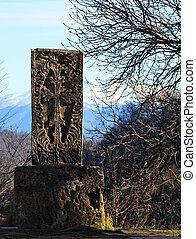 Armenian Cross stone
