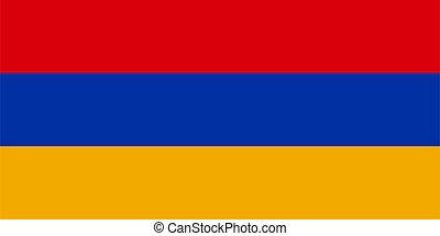 Armenian Flag of Armenia