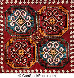 Armenian ornament - Fragment of ornament from old armenian...