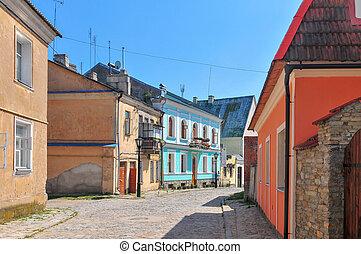 Armenian Quarter - Kamenets Podolsky, Ukraine