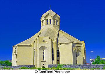 armenio, iglesia