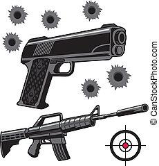 armes feu