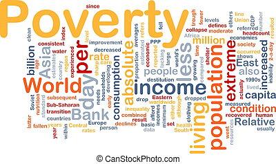 armoed, woord, wolk