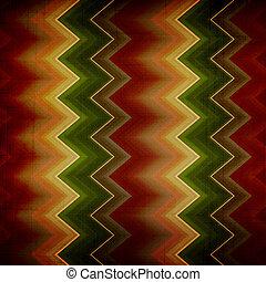 armoedig, textiel, achtergrond, helder, en, kleurrijke, strepen