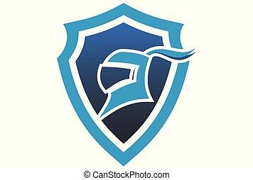 armor guard protection logo