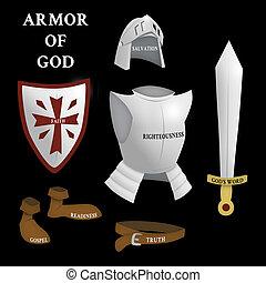 Armor of God, Ephesians 6:13-17