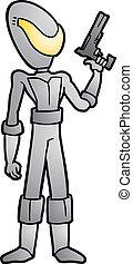 Armor puppet