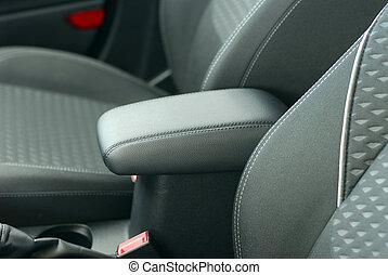 armrest in the car