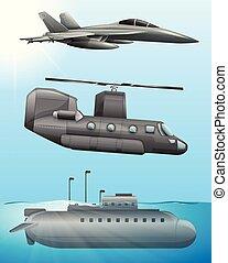 Army Air and Marine Transportation