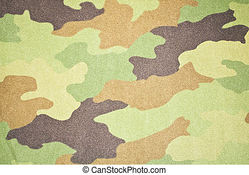 Army camouflage colors