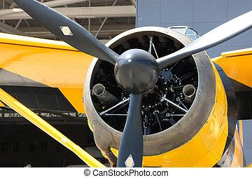 Army Co-operation single engine Westland Lysander III...