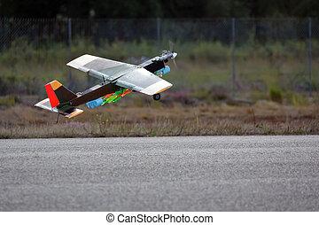army drone plane flying